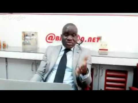 TIC: Magloire Danin, président de la Fondation Genitic et initiateur du jeux de télé réalité Ge
