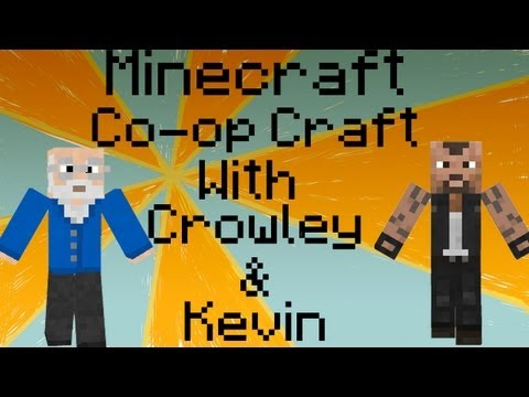 Minecraft: Co-Op Craft with Kevin ep.15 - Internet