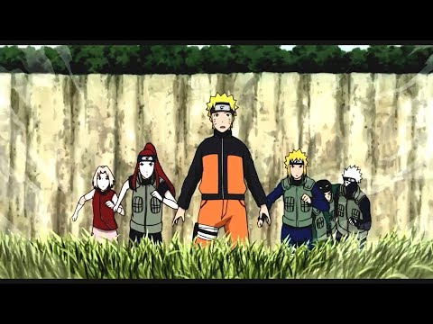 Naruto Go On a mission with Minato & kushina