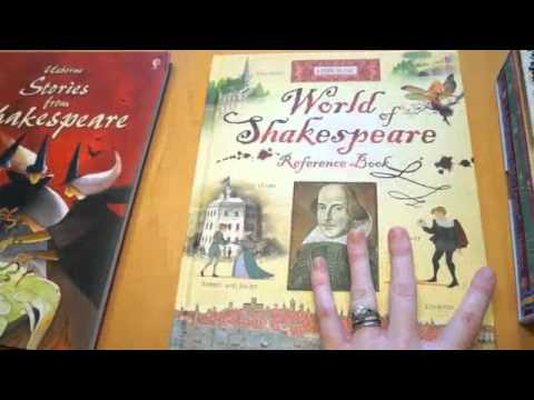 Usborne Unit Study: Shakespeare