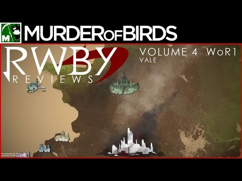 RWBY Volume 4: World of Remnant 1 Reaction/Review - Vale 101