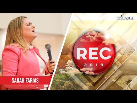 REC 2019 - Sarah Farias | Deixa Eu Te Usar