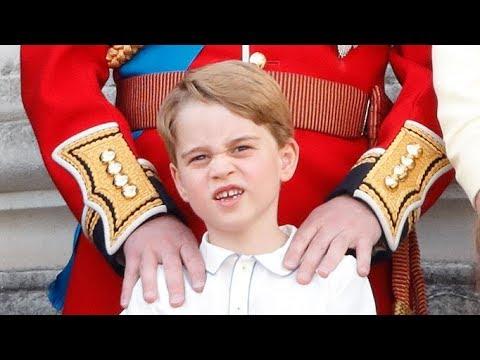 Prince George celebrates his 6th birthday