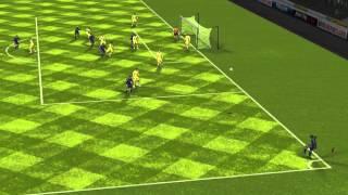 FIFA 13 iPhone/iPad - Villarreal CF vs. Real Madrid