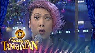 Tawag ng Tanghalan: Vice Ganda's knowledge on vowels