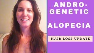 Alopecia androgenetic
