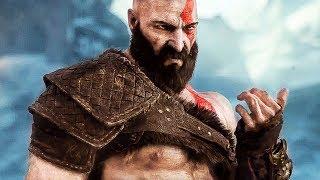 GOD OF WAR 4 New Trailer (2018)