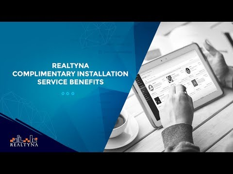 Realtyna Complimentary Installation Service Benefits