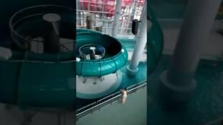 Аквапарк в Минске(Видео в аквапарке в Минске, на Лебяжем., 2017-01-14T10:38:14.000Z)
