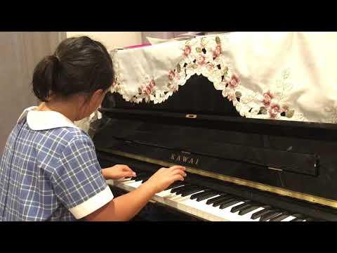 Batman Theme by Elaine AMEB piano for leisure Grade 3