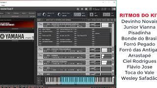 Video MULTI KIT 11 RITMOS KONTAKT RUBINHO SAMPLES (RITMOS YAMAHA) download MP3, 3GP, MP4, WEBM, AVI, FLV Juli 2018