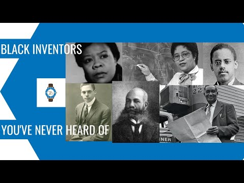 BLACK INVENTORS YOU'VE NEVER HEARD OF! TIMELESS BLACK EXCELLENCE
