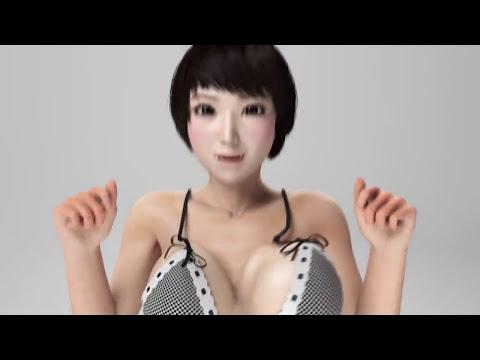 Miki ~ my first movie ~  3D巨乳少女