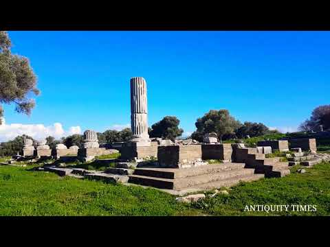 Temple of Dionysus, Teos Ancient City