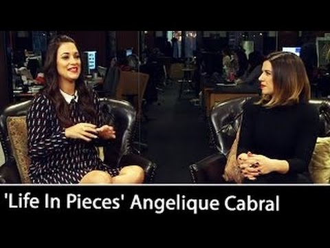 'Life In Pieces' Season 2: Angelique Cabral   October 2016