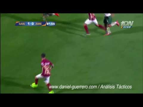 Diego Lainez debut a los 16 años Club América en CopaMX
