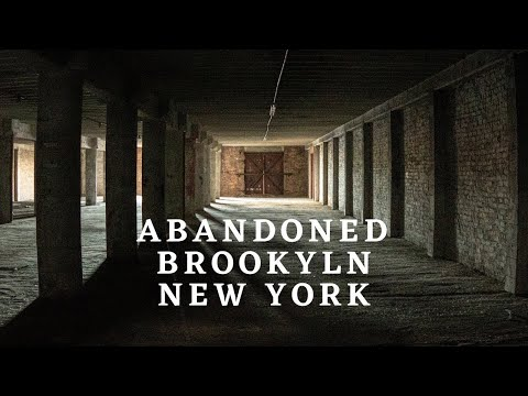 Craziest Abandoned Place in Brooklyn! Storage Facility full of NYC History
