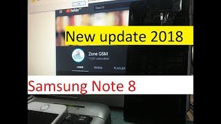 Bypass FRP Google account on Samsung Note 8 (New update 2018) N950F N950FD  by Zone GSM