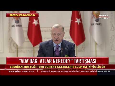 #CANLI Cumhurbaşkanı Erdoğan gençlerle buluştu