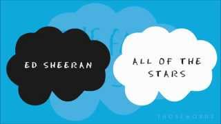 Ed Sheeran All Of The Stars MP3