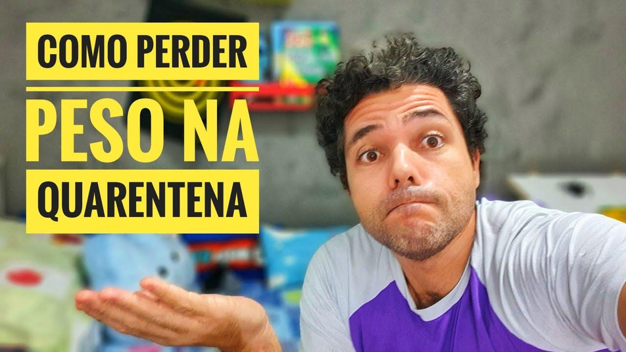 COMO PERDER PESO NA QUARENTENA FAZENDO EXERCÍCIO FÍSICO EM CASA