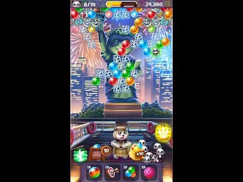 Panda Pop Level 1641