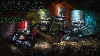 Castle Crashers - Tuto glitch xp speed