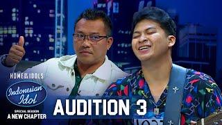 Download lagu Suara Berkarakter, Rizky Buat Bunda Maia Terpana! - Indonesian Idol 2021