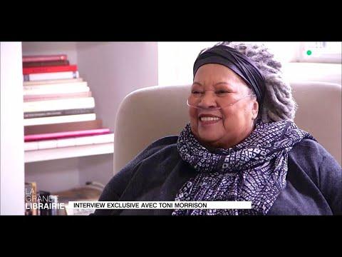 Rencontre exceptionnelle avec Toni Morrison à New York