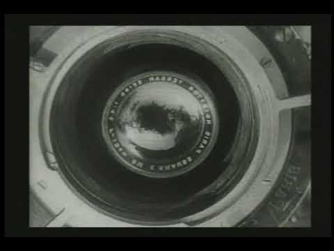 El Cine Ojo de Vertov