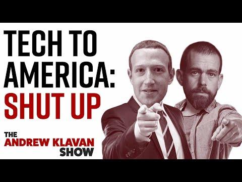 Tech to America: Shut Up | Ep. 978