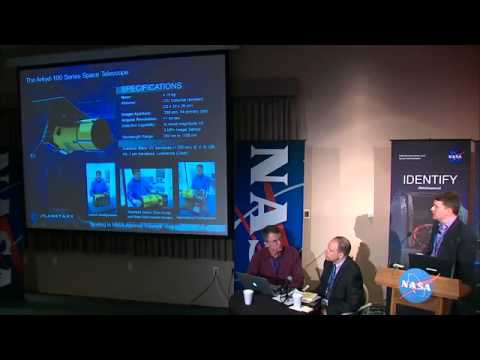 Asteroid Initiative Workshop    Asteroid Redirection Systems Part 3 of 3