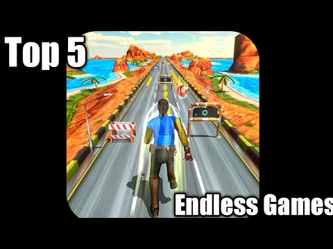 Top 5 Endless Running Games For Mobile(Android/IOS)   2019