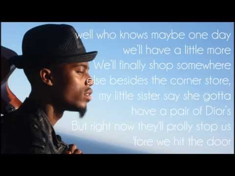 B.o.B - One Day (Lyrics) [Underground Luxury]