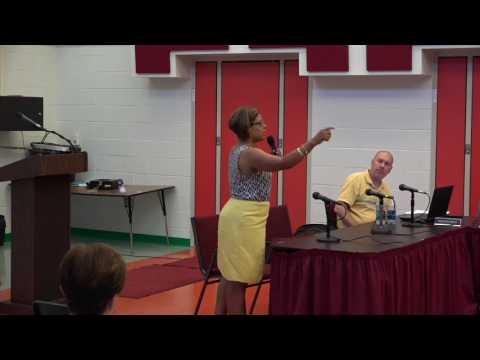 Highland Park NJ Board of Education 7/17/2017 Meeting