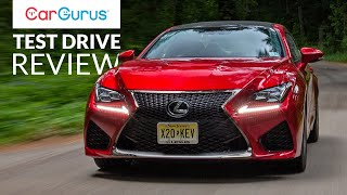 2019 Lexus RC F - The Japanese muscle car