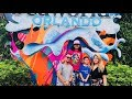 LegoLand & SeaWorld Florida|Make A Wish Foundation Trip!
