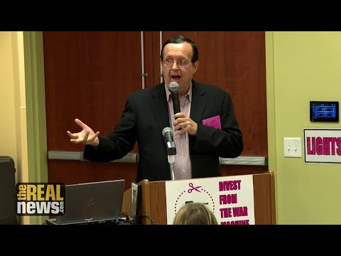 Code Pink Conference: The Arms Industry Hides Behind Euphemisms