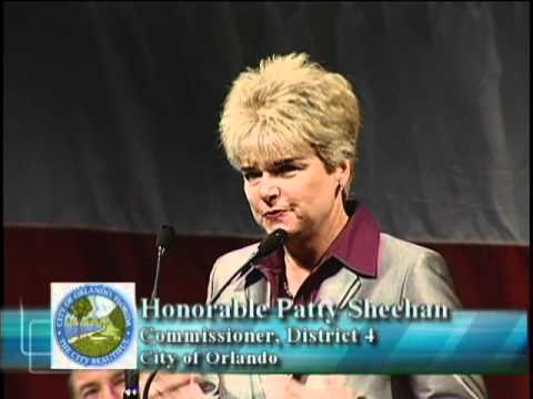 District 4 Commissioner Patty Sheehan
