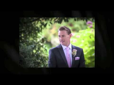Britta Hamish Barnsley House Wedding