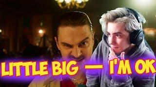 LITTLE BIG — I'M OK Реакция | Little Big | Реакция на LITTLE BIG — I'M OK