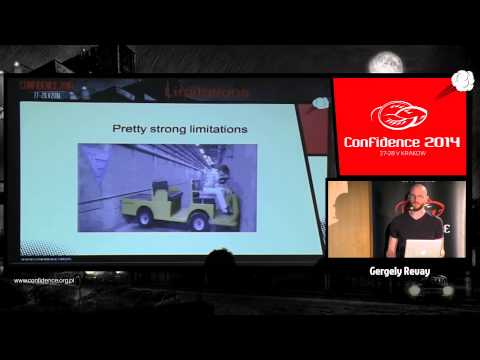 CONFidence 2014: Security Implications of the Cross-Origin Resource Sharing - Gergely Revay