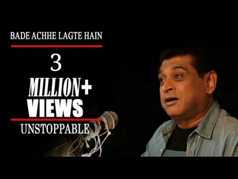Bade Achhe Lagte Hain | Amit Kumar | Cover