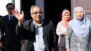 Bekas Naib Canselor UPSI dilepas dan dibebaskan
