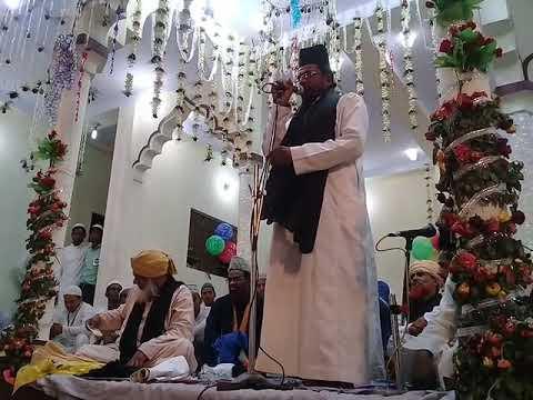 Naat urse Alai 2018 afzal muzaffarpuri