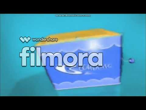 Boomerang CGI Bumpers Usa and La (Sky Blue Background Version)