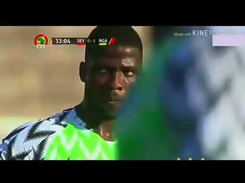 Download Seychelles vs Nigeria 0-3 All goals first time /  بالفيديو - نيجيريا تمطر شباك سيشيل بثلاثية