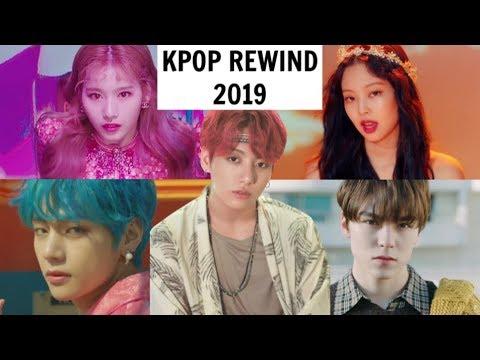 KPOP REWIND 2019    Jan-Jun