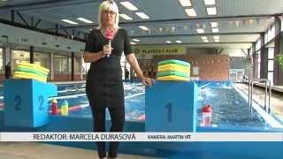 27.8.2014 / Bazén Lochotín je po generální opravě