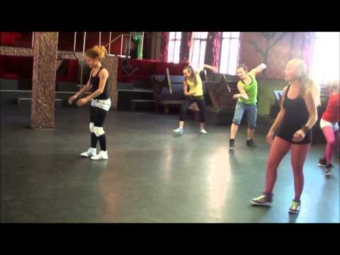AFRICAN DANCE CLASS FUSION 2013